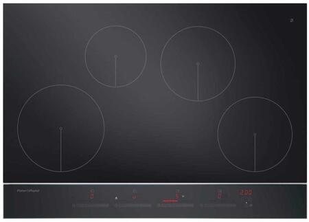 CI304DTB2N 30 inch  Induction Cooktops with 4 Zone Burners  Instant Response  Easy Cleaning  Enhanced Features  Superior Efficiency  and Precise Control
