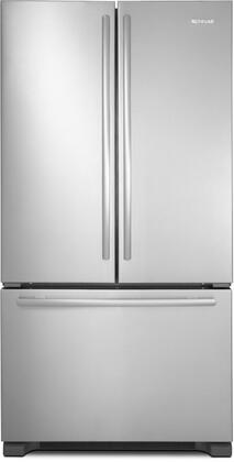 JFC2290REM 36 inch  Counter Depth French Door Refrigerator with 16.35 cu. ft. Capacity  5.59 cu. ft. Freezer Capacity  in Stainless