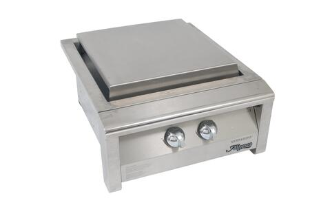 "AGVPC-TG 19"" Teppanyaki Griddle For VersaPower Cooker in Stainless"