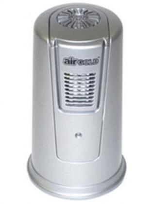 XJ100GM Air Gold Portable Air Purifier with Low Voltage Indicator  HI Mode Cycles and 4 C-size Batterie in 390760