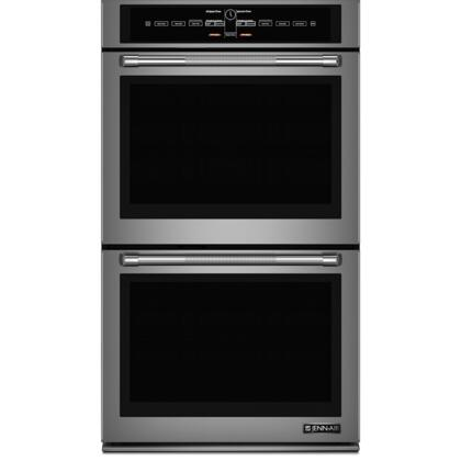 Jenn-Air JJW3830DP 30 10 Cu. Ft Pro-Style Stainless Steel Double LCD Wall Oven