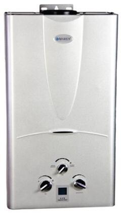 GA10NGDP Tankless Water Heater with Multiple Points of Use  Rustproof  No leaks  More efficiency  Environment Friendly and Cost Efficient in Stainless