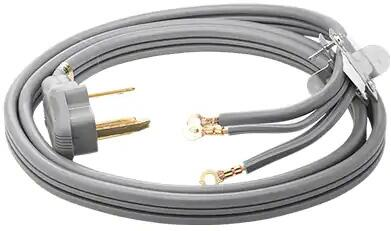 PCC-27106 3 Prong 6' SRDT 30AMP Dryer Cords