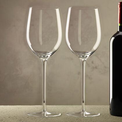 07860202 Zenology Long Stem White Wine Glasses(Set of