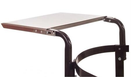 PR307 Stainless Steel Side Table for Oval Junior