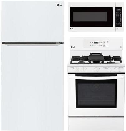 4-Piece Kitchen Package with LTCS24223W 33