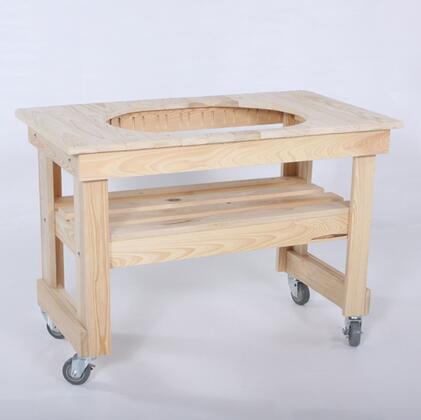 PR602 Compact Cypress Oval Table for Extra Large Oval