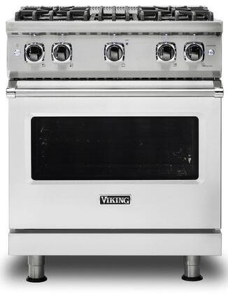 VIKING VGR5304BSS Professional 5 Series Gas Range