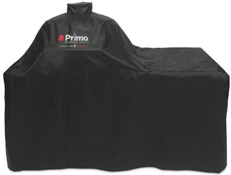 Grill Cover for Oval LG 300 and Oval JR 200 with Counter Top