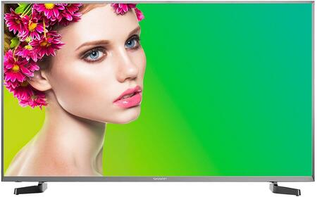 "SRLC55P8000U 55"" Sharp LED TV with High Dynamic Range Built In Apps 4k Resolution AquoMotion and AuqoDimming in thumbnail"