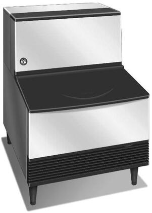 "KM-260BAH 30"" Energy Star Qualified Undercounter Self-Contained Ice Maker With 268 lbs. Daily Ice Production  100 lbs. Ice Storage  Crescent Ice Cubes  Air"