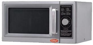 GEW 1000D Commercial Microwave Oven  in Stainless