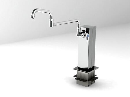 AXEVP-T10 10 inch  Adjustable Pot Filler Tower in Stainless