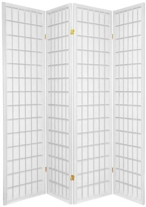 50138-WH Shoji Style 70.5 x 68 4 Panel Room