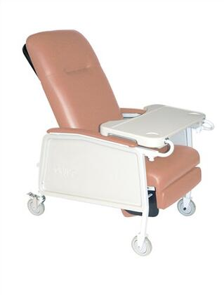 d574ew-r 3 Position Heavy Duty Bariatric Geri Chair Recliner