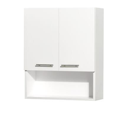 WCV207WH 24 in. Wall Cabinet in
