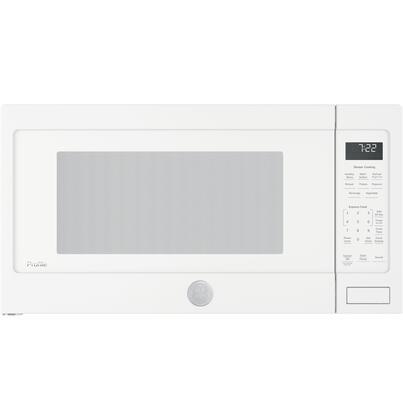 GE PES7227DLWW 25 Inch 2.2 cu.ft. Capacity Countertop Microwave