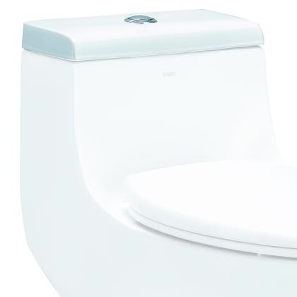 R-358LID Replacement Ceramic Toilet Lid for