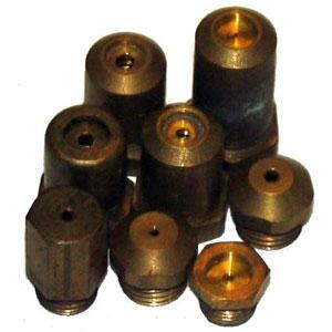 SOL-SBORIF-NG 2-Side Burner  2-Simmer Orifices for Natural