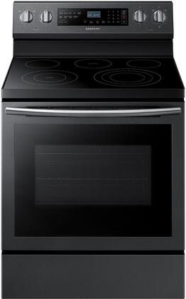 Samsung NE59N6630SG 5.9 Cu. Ft. Black Stainless Electric Range