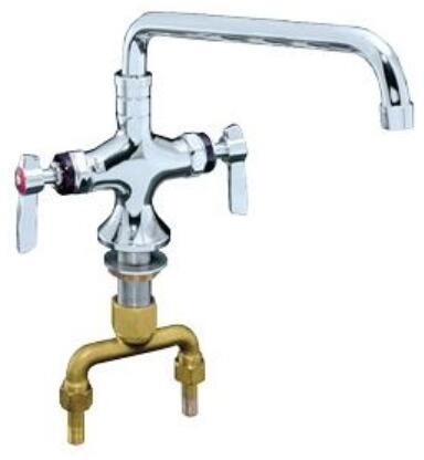 PANTRYFAUCET Commercial Dual Supply Pantry