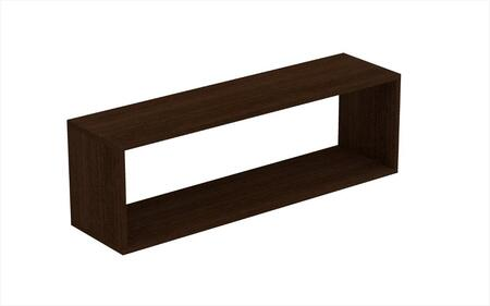 Tichla 1.0 Collection 46AMC49 35 inch  Rectangle Floating Shelf with High Quality MDP in