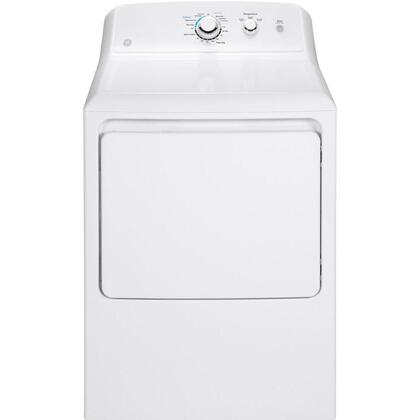 GE GTD33GASKWW 27 Inch Gas Dryer with 7.2 cu. ft. Capacity