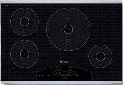 "CIT304ES 30"" Induction Cooktop with 4 Elements PowerBoost Anti-Overflow System Speed Heating Accute Simmering and Superior Responsiveness in Stainless"