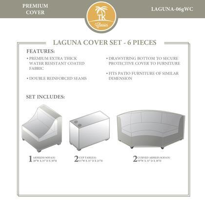 LAGUNA-06gWC Protective Cover