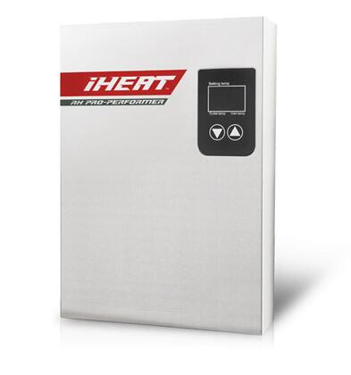 AHS11D AH Pro-Performer Electric Whole House Water Heater with Intelligent Electronic Controls  Stainless Steel Exchangers and USB Diagnostics: 11