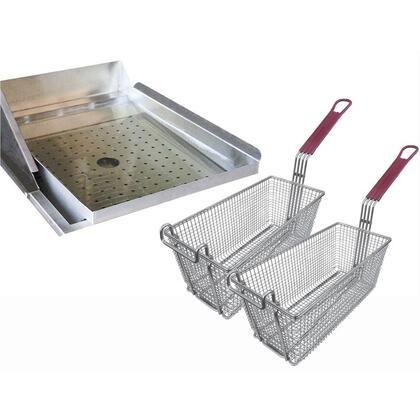 BBQ09902 Deep Fryer Accessories Helper Set with