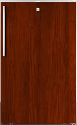 FS407L7BIIFADA 20 inch  ADA Compliant Upright Freezer with 2.8 cu. ft. Capacity  4 Pull-Out Storage Drawers  Reversible Door  Factory Installed Lock and Manual