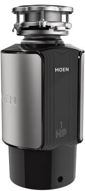 Moen GX100 Continuous Feed 1 HP 2800 RPM Garbage Disposer