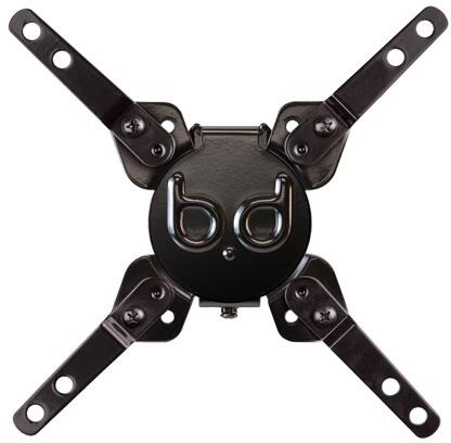 Digital 7467b Fixed Low Profile Wall Mount Made of Powder-Coated