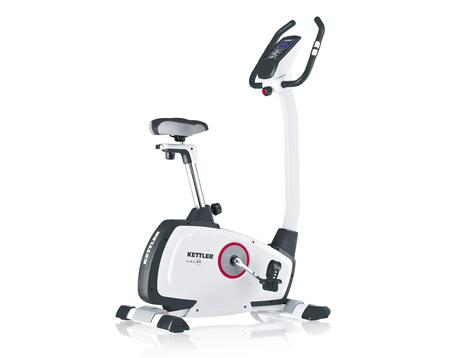 7631-000 GIRO P Programmable Upright Bike with LCD Electronic Computer Display  16 Resistance Levels and Heart Rate