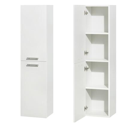 WCRYV205WH 13.75 in. Wall Cabinet in Glossy