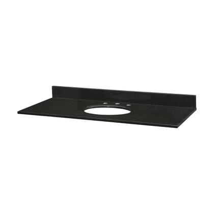 GRUT490BK_Stone_Top__49inch_for_Oval_Undermount_Sink__in_Black