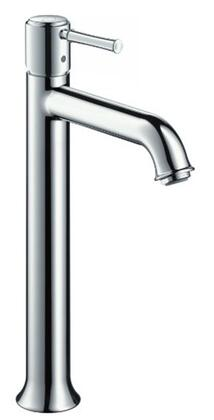 Hansgrohe 14116001 Talis C  Classic 1-Handle  13 Tall Bathroom Sink Faucet, Chrome