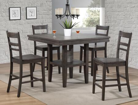 DLUEL4545CB2005PC_5Piece_Dining_Room_Set_with_Dining_Table__4X_Dining_Chairs__in_Weathered