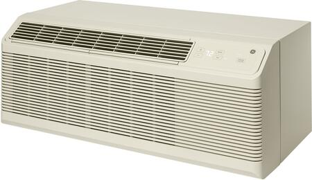 AZ45E09DBM 42 Zoneline Series PTAC Air Conditioner with 9200 BTU Cooling Capacity  Sleep Mode  Dehumidification  and Electric Heat  in Bisque No