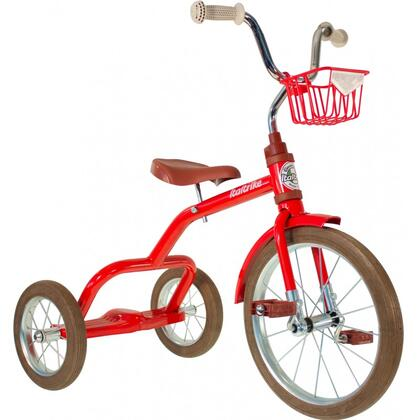 Spoke Champion 8218RED 16 inch  Tricycle with in Front Basket in