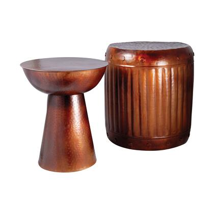 951626 Truffle Set of 2 Table And Barrel