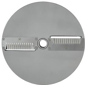 W2 Scallop Cut Disc Blade for Master Sky 3/4 HP and Master SS Food Processor with 1/16