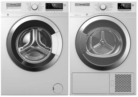 2 Piece Laundry Pair with WM98400SX 24