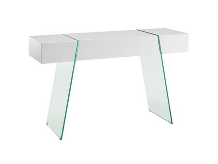 Il Vetro Cabana Collection CB-111-DR-CONSOLE-WH 47