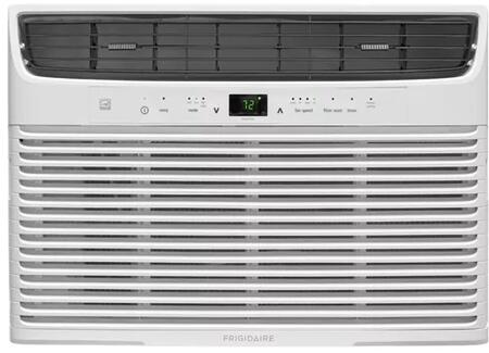 FFRE1033U1 Energy Star Rated Window Air Conditioner with 10 000 BTU Cooling Capacity  Programmable Timer  Effortless Temperature Control  Remote