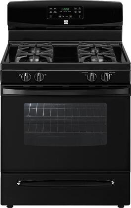 74039 30 Freestanding Gas Range with 4 Burners  5 cu. ft. Oven Capacity  Storage Drawer and Self-Cleaning Oven in