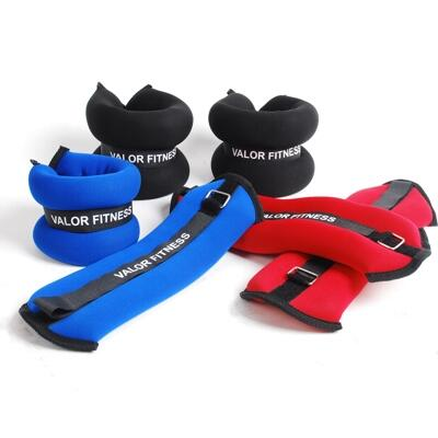 2EH0401IM EH-40 Ankle Weights 2-3-4 lb Set