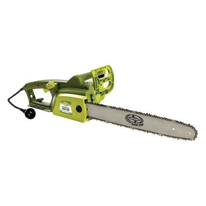 SWJ701E Sun Joe Saw 18 inch  14-amp Electric Chain Saw is Powerful 14-amp Motor  Automatic Chain Lubrication