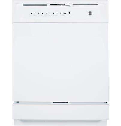 "GE 24"" Built-In Dishwasher White GSD4000KWW"